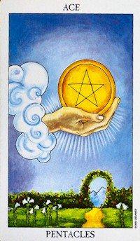 Grundvibrationer og tarotkort 21-31
