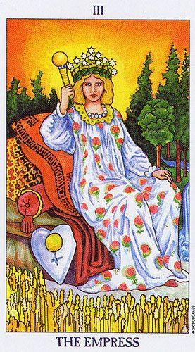 Grundvibrationer og tarotkort 1-9
