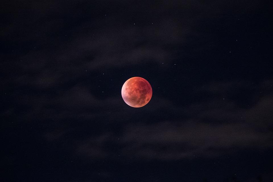Superdupermegamåneformørkelse 31. januar 2018. Kreativiteten eksploderer.