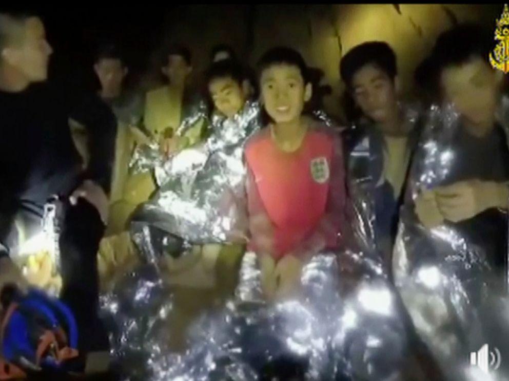 Drengene i grotten i Thailand – et astrologisk perspektiv