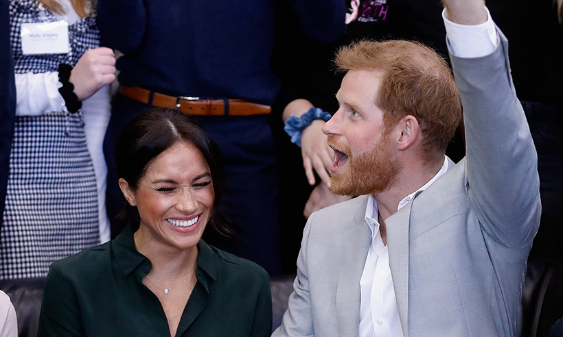Royal baby? Ha, det vidste vi da godt :)