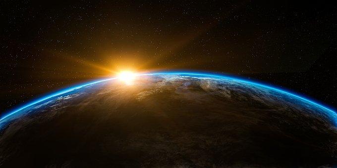 Jordskælv, tsunamier og oprydning: En større transformation af Jorden 2017-2020