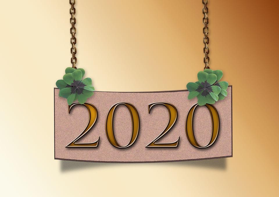 Husk LIVE-udsendelse om år 2020 søndag den 10. november!