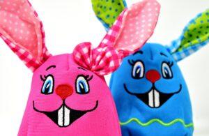 Næste LIVE er søndag den 5. april, hvor er der er påskeæg og overraskelser!