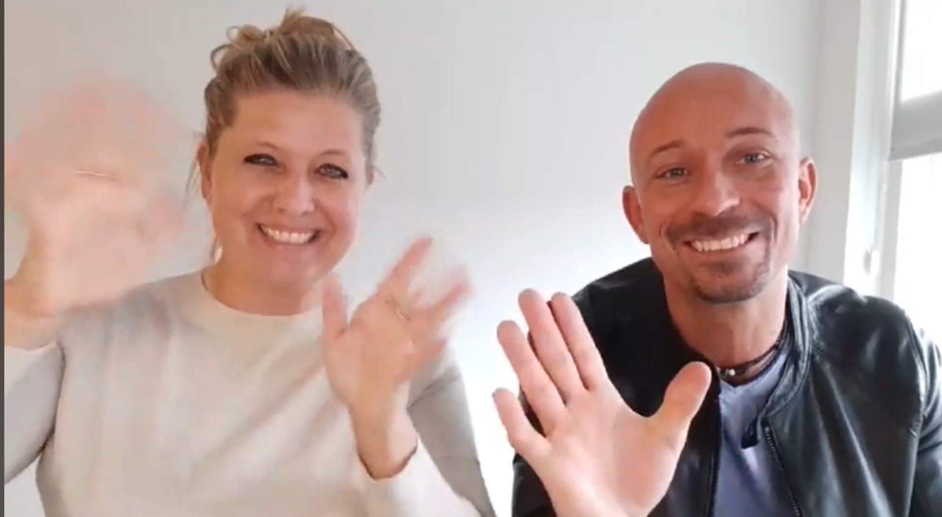 Nian og Louise – nu også med sukker på samt om søndagen!