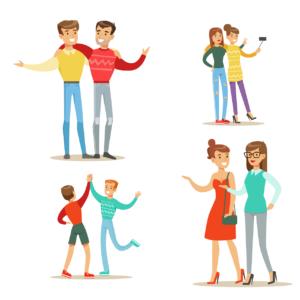 Sådan bliver du (omsider) populær! Webinar med Nian & Louise den 25. februar 2021