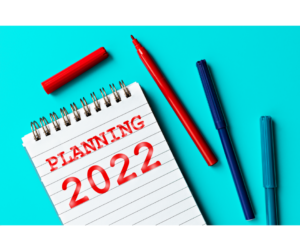 """BOGUDGIVELSE: """"Årets bedste datoer 2022"""" udkommer den 10. oktober 2021!"""