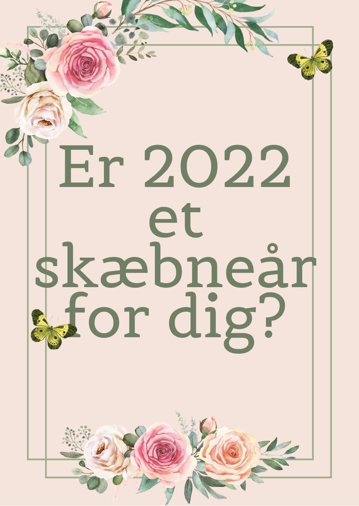 Er 2022 et skæbneår for dig? Find dit fødeår på listen og læs med!